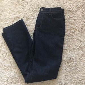 NYDJ Dark Wash Jeans. Size 8
